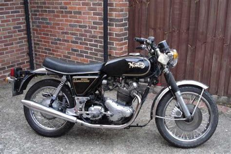 1974 Norton Commando Mkii Classic Motorcycle Pictures