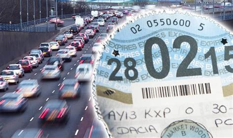 dvla car tax        forced