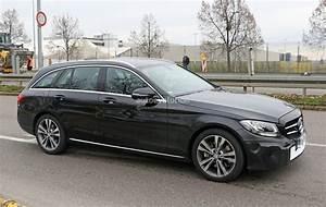 Mercedes Classe C Restylée 2018 : 2018 mercedes benz c class facelift shows interior for the first time autoevolution ~ Maxctalentgroup.com Avis de Voitures