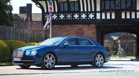 Review Bentley Flying Spur by 2016 Bentley Flying Spur Review Lavish Is An