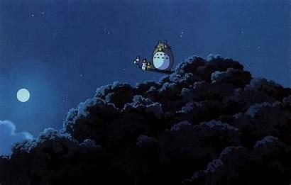 Totoro Miyazaki Neighbor Anime Hayao Desktop Wallpapers