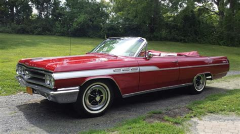 63 Buick Wildcat by 1963 Buick Wildcat Convertible
