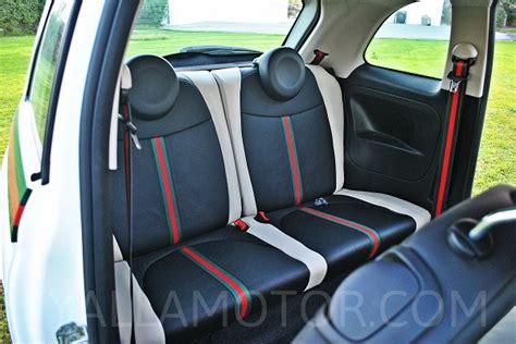 Louis Vuitton Car Interior Leather
