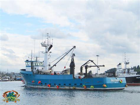 Destination Fishing Boat by Ak Bristol Bay Salmon Tenders F V Destination Trident