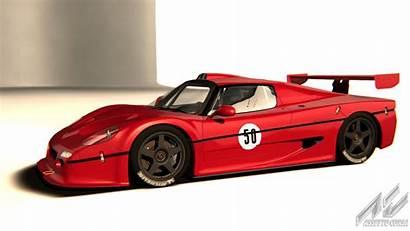 Ferrari F50 Red50 Gt Assetto