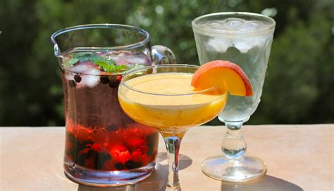alcoholic drinks raw loulou summer non alcoholic drinks
