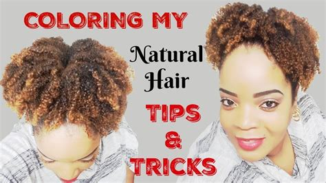 safely diy hair dyecolor tips tricks natural