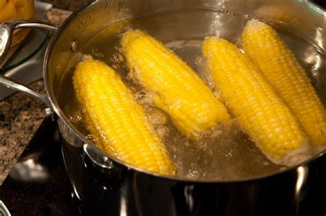boiling corn in the husk fresh corn and scallions with southwest compound butter never enough thyme