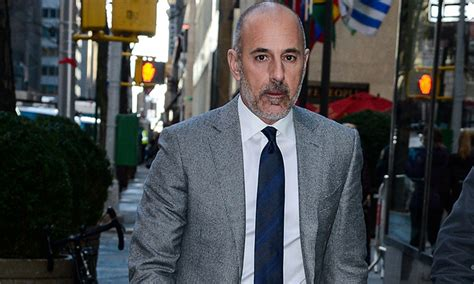 What's New With Matt Lauer? Latest Update on Disgraced ...