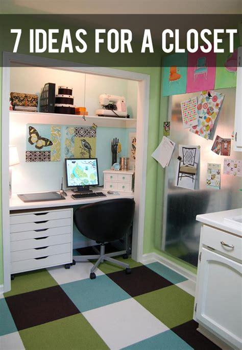 closet to office