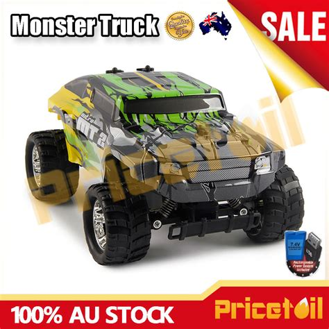 toy monster trucks racing 1 16 nqd remote control rc racing 4wd off road big wheel