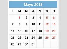 CEIP Santa María del Buen Aire » Calendario 20172018