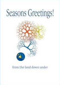Clip Art Season's Greetings Card