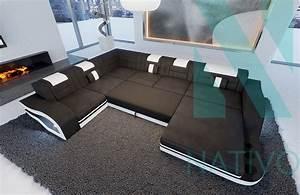 Xxl Meubles Canape : canap hermes xxl ac clairage led nativo mobilier design ~ Teatrodelosmanantiales.com Idées de Décoration