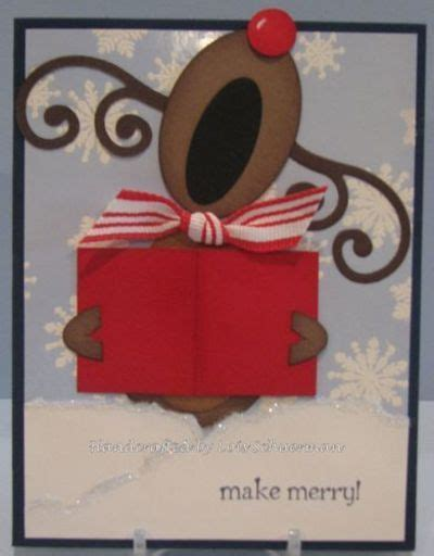 singing reindeer diy ideas pinterest
