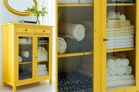 Ikea Linen Closet by I Miss The Yellow Hemnes Linen Cabinet At Home With