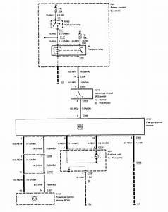2000 Mercury Cougar Fuel Pump Relay Location