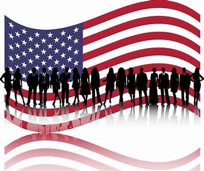Clipart United States Flag Patriotic Transparent Flags
