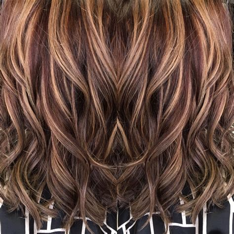 Pics Brown Hair by Brown Hair With Caramel Highlights Hairs In 2019
