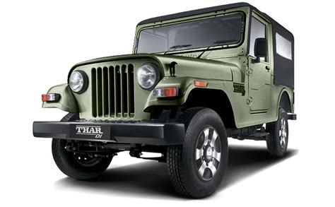 mahindra jeep thar mahindra thar price in jaipur get on road price of