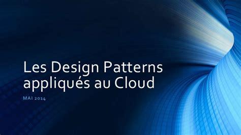 cloud design patterns cloud design patterns