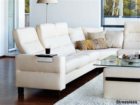 Stressless Wave Sofa Stressless Wave Low Back Sofa From 2