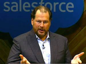 Salesforce CEO Marc Benioff is most active Fortune 500 CEO ...