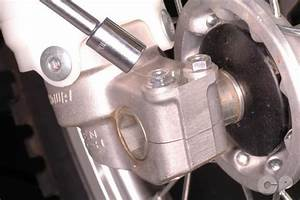 Crf250r Honda 2004-2009 Motorcycle Service Manual