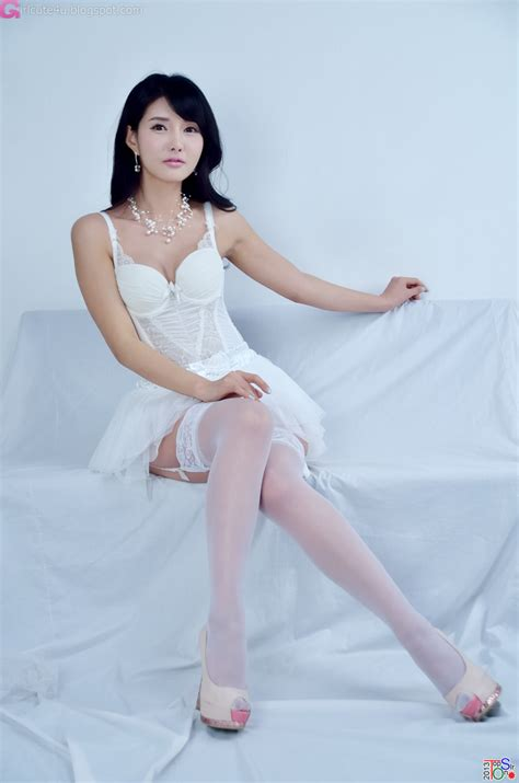 Cha Sun Hwa Sexy White Cute Girl Asian Girl