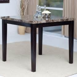 palazzo counter height dining table dining tables at