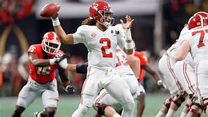 Hurts so good: Benched QB rallies Alabama to thrilling ...