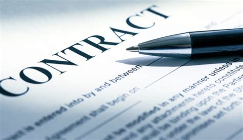 Building Contracts Important Things To Watch For