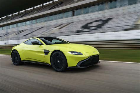 2019 Aston Martin Vantage by 2019 Aston Martin Vantage Drive Review Tilting At