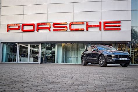 How To Get Porsche Dealership Certified