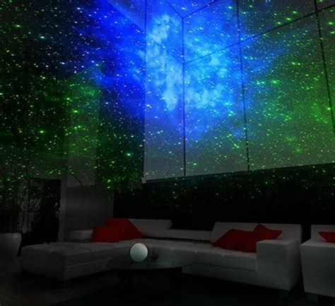 Galaxy 3d Laser Light Show A Galaxy For Your Bedroom