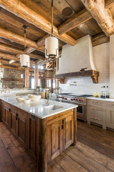 faience cuisine rustique cuisine rustique moderne 30 idées d 39 une conception réussie