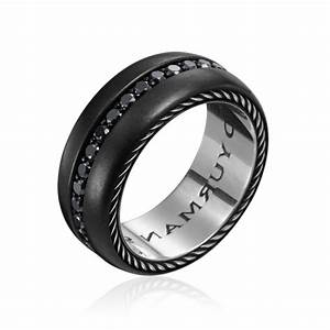 choose the best mens black wedding bands wwwaibouldercom With popular mens wedding rings