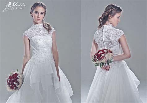 dress pita back detail dress dress punggung pita dress biru wedding dress dengan back detail yang dramatis stacie bridal
