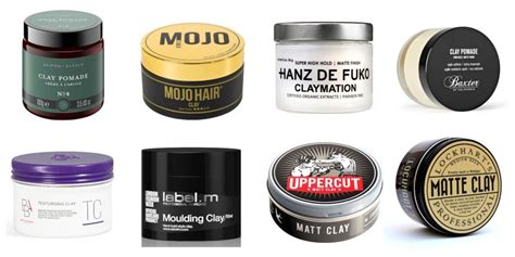 top hair styling products how to use hair clay 5524