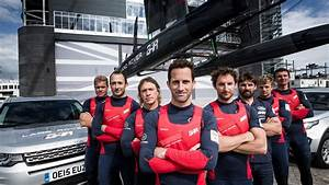 Ben Ainslie Quest For America's Cup Boosted By Private 4G ...