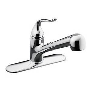 repair kohler kitchen faucet pin kohler faucets kitchen repair on