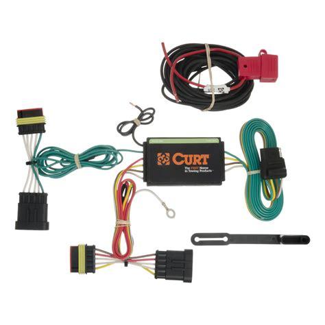 fiat    wiring kit harness curt mfg