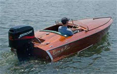 Runabout Rascal Boat by Powerboats Ken Bassett S Runabout Rascal