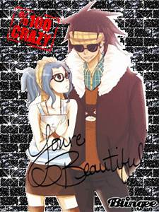 Gajeel X Levy Picture 130989426