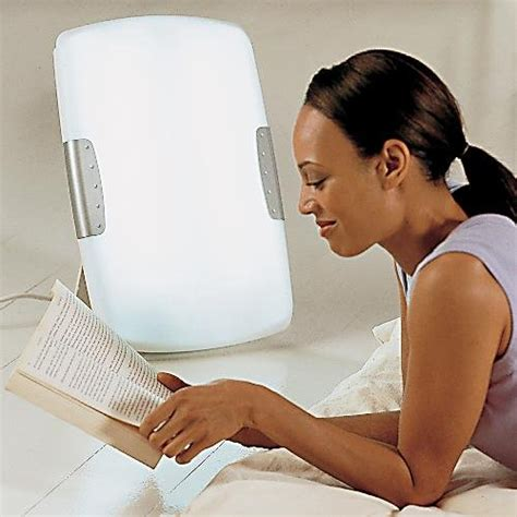 does light therapy work sad ls do they work treating depression with light