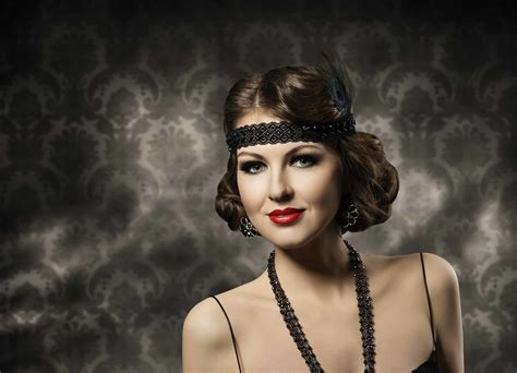 Great Hairstyles For by 11 Great Gatsby Inspired Hair Ideas For And