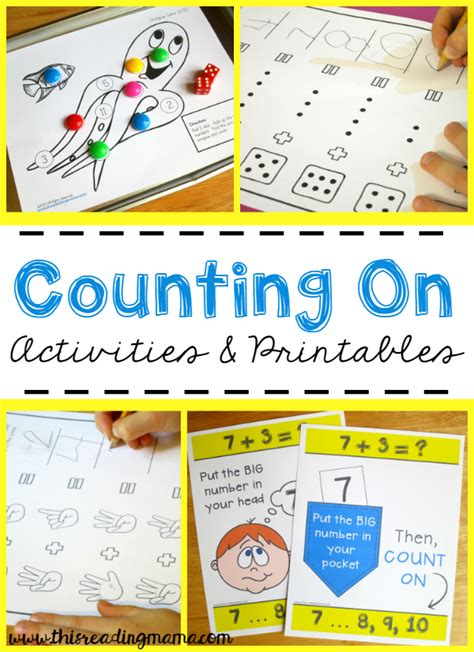 activities  printables  counting   images