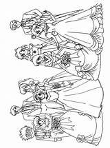 Coloring Pages Sailor Moon Sailormoon Colouring Print Tsuki Matsuri Printable Series Tv Books Card sketch template