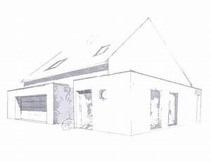 faire construire gros oeuvre maison maison moderne With creer plan de maison 11 exemples de menuiserie 2009