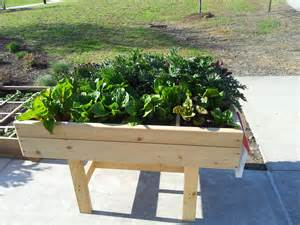 Square Foot Garden Table